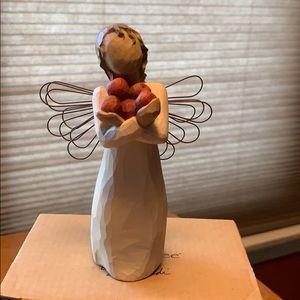 Willow Tree  'Good Health' Angel Figurine
